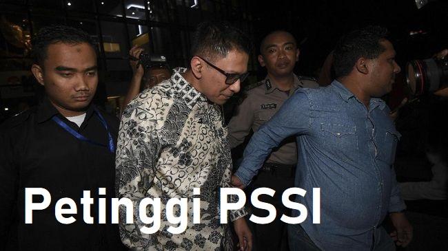 Petinggi PSSI Gemar Bermain Judi