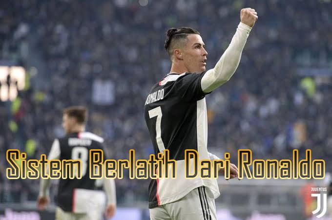 Inilah Rahasia Dibalik Kebugaran Christiano Ronaldo