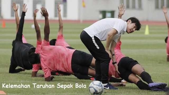 Kelemahan Taruhan Sepak Bola